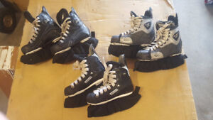 Hockey & Goalie Equipment $5 - $50 - Kids and Youth sizes