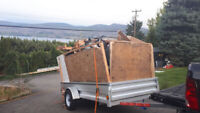 Mover and trailer