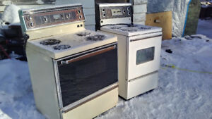 Kitchen Stoves..  Hwy 35 & 118 (Halls Lake)