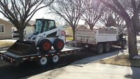 bobcat and truck services