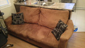 Couch and Love Seat - $100 O.B.O.