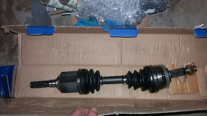 New axel cv shaft (might need cotter pin, other hardware)