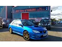 SUBARU IMPREZA WRX 230BHP ONE OWNER FULL DEALER HISTORY LOW MILES VERY CLEAN