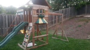 *** KIDS OUTDOOR PLAYSET ***