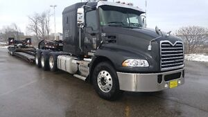 2015 MACK CXU-613 Four Axle Truck