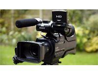 Sony HXR MC2000 Professional Pro Video Camera Camcorder