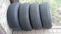 Tires All Saison P215/70R15 97S