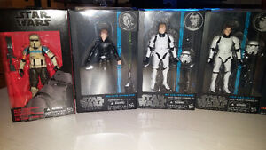 Star Wars the black series 6''