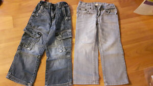 Jeans size 4 yrs old