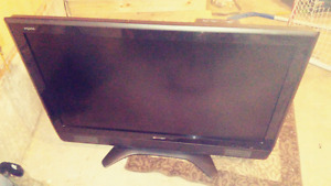 45 inch Philips Aquos LCD flat screen