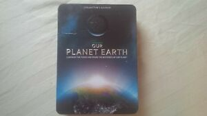 Our Planet Earth 5 Disc Set - Collector's Edition