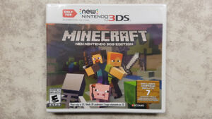 Minecraft New 3DS Edition