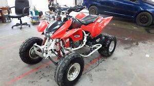 HONDA 450R 2005 3000$