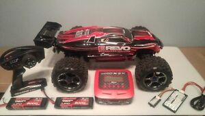 Traxxas E Revo Brushless, Like New, Newest Model, TRADES?