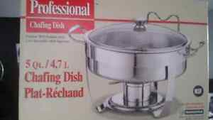 Brand New in Box Chafing Dish