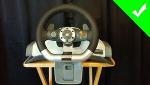 Xbox360 RACING WHEEL - No pedals (Sussex, NB)