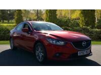 2017 Mazda 6 2.0 SE Nav 4dr Manual Petrol Saloon