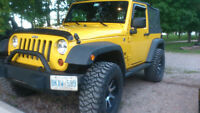 2009 Jeep Wrangler x Convertible