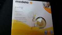 BRAND NEW Medela swing single automatic breast pump