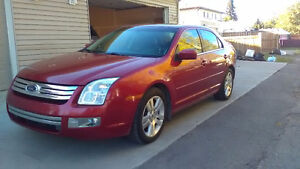 2008 Ford Fusion SEL**ONLY 80K**ALL WHEEL DRIVE**NAVIGATION**