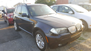 2007 BMW X3 M PACKAGE