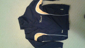 speedskating Cobra warm up jacket