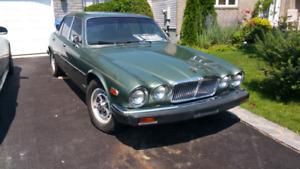 Jaguar xj12 1984