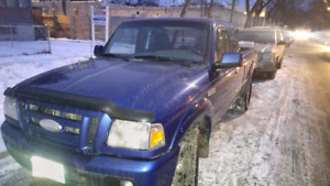 2007 Ford Ranger 4x4, safetied, price reduced!