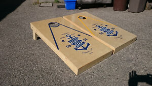 Beanbag Toss Game, Hand Crafted in Canada Cambridge Kitchener Area image 9
