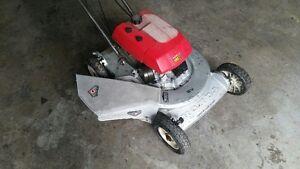 Honda self propelled mower
