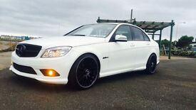2010 Mercedes c180k supercharged , full c63 rep May px Audi Bmw vw Nissan Range Rover x5 q7 m3