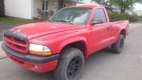 2003 Dodge Dakota Camionnette AUTOMATIC 4X4
