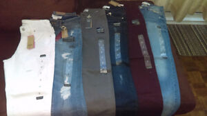 Brand new pants size 0 and 1
