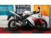 2012 YAMAHA YZF R125 YZF R 125 SPORTS BIKE