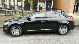 2011 Suzuki Kizashi SX : Immaculate! Better value than BMW, Audi
