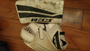 Goalie Gear and Skates