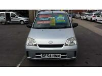 2004 DAIHATSU CHARADE 1.0 EL Automatic 3 Door From GBP2,495 + Retail Package