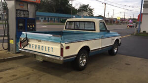 1969 Chevrolet C10 shortbox