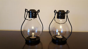 Assorted Candle Lanterns - Various styles - Prices vary