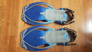 Swimming fins size 1-5