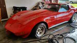 1977 Chevrolet Corvette great winter project!!