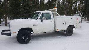 1993 Dodge Power Ram 350