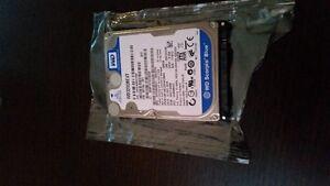 "HDD portable WD Bleu 320gb 2.5"" 5400RPM"