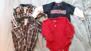 24 Months Boy Pants/Shirts/Overalls - Oshkosh, Carters, TCP London Ontario image 2