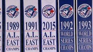 Blue Jays Saturday April 29 tickets vs Tampa, lower bowl row 10