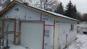 Lot with Garage for sale 215 Parkview Rd, Buffalo pound lake Moose Jaw Regina Area image 2