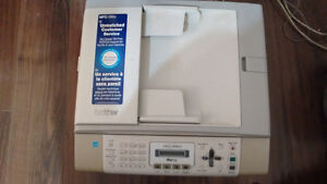 Brother MFC 290C colour printer + 16 ink cratridges