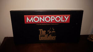 """""""The Godfather Monopoly Game"""" Peterborough Peterborough Area image 1"""