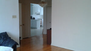 Quiet, spacious, heated  5 1\2 near 75th Avenue (Old Arena)