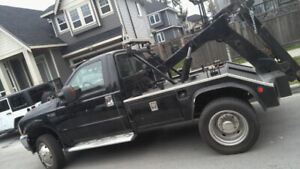 Tow Truck for sale excellent condition good business starter